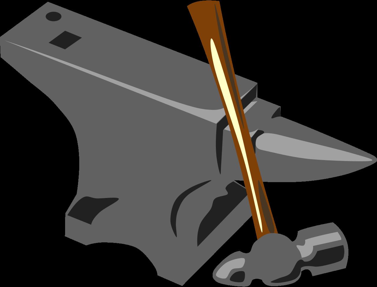 Aambeeld, oven & tangen: essentiële benodigdheden voor een goed werkende staalsmederij